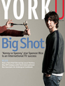 Cover of YorkU magazine's April 2007 issue