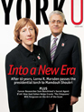 Cover of YorkU magazine's Summer 2007 issue