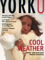 Cover of YorkU magazine's October 2003 issue