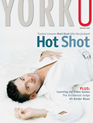 Cover of YorkU magazine's February 2005 issue