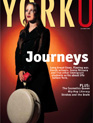 Cover of YorkU magazine's October 2005 issue